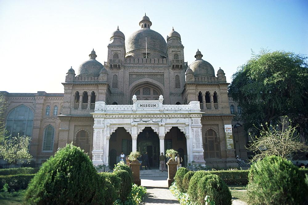 Museum, Lahore, Punjab, Pakistan, Asia