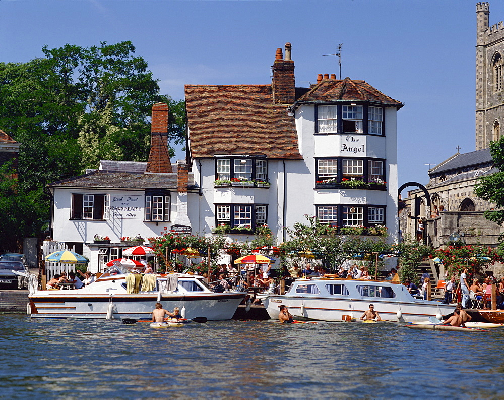 Henley on Thames, Oxfordshire, England, United Kingdom, Europe