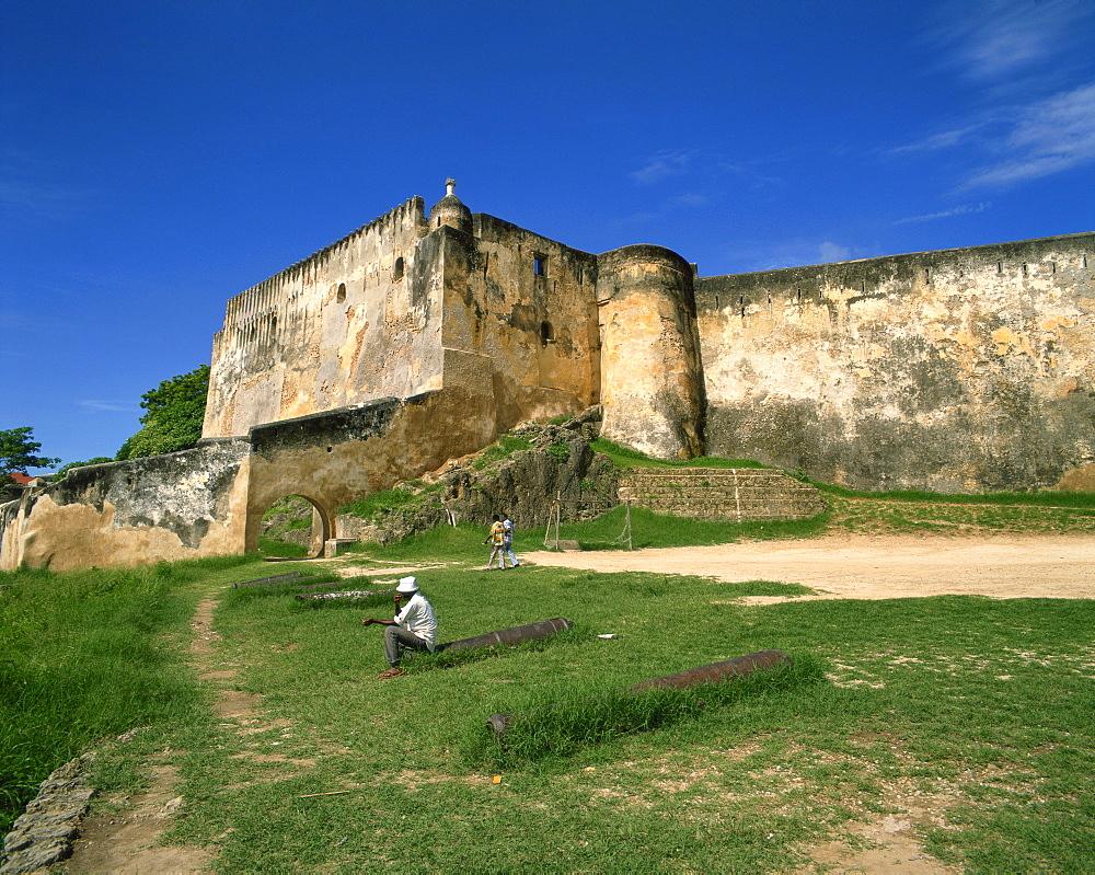 Fort Jesus, Mombasa, Kenya, East Africa, Africa