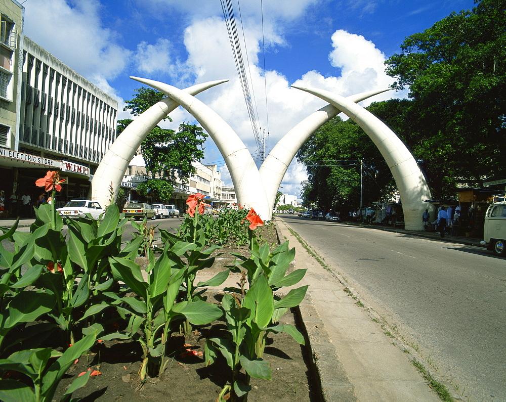 Mombasa, Kenya, East Africa, Africa