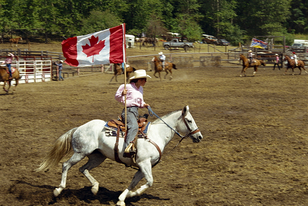 Rodeo, British Columbia, Canada, North America
