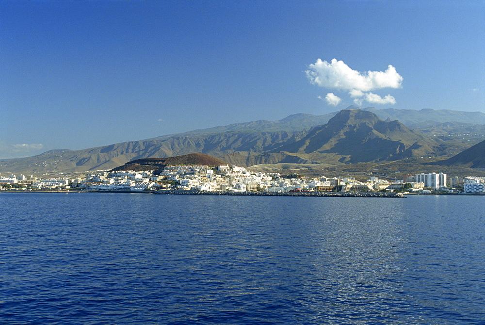 Los Cristianos, Tenerife, Canary Islands, Spain, Atlantic Ocean, Europe