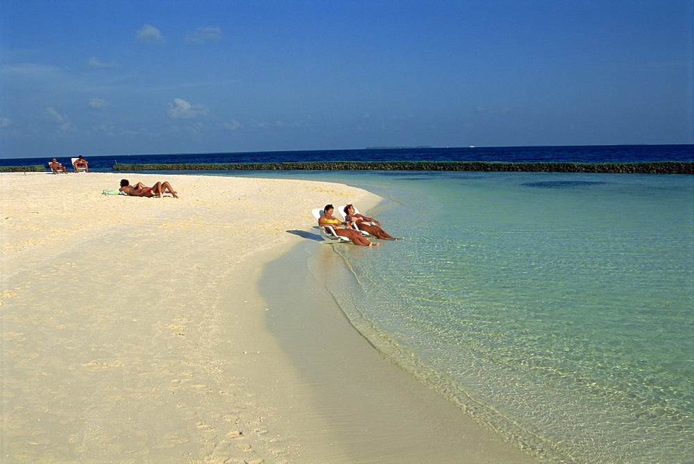 Baros, Maldive Islands, Indian Ocean, Asia