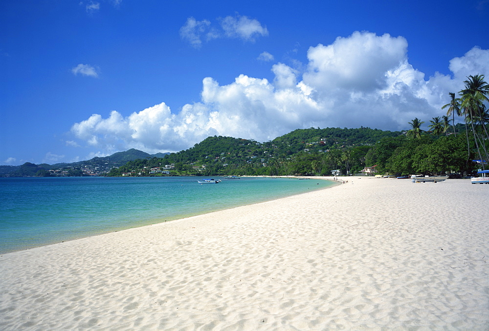 Grand Anse Beach, Grenada, Windward Islands, West Indies, Caribbean, Central America