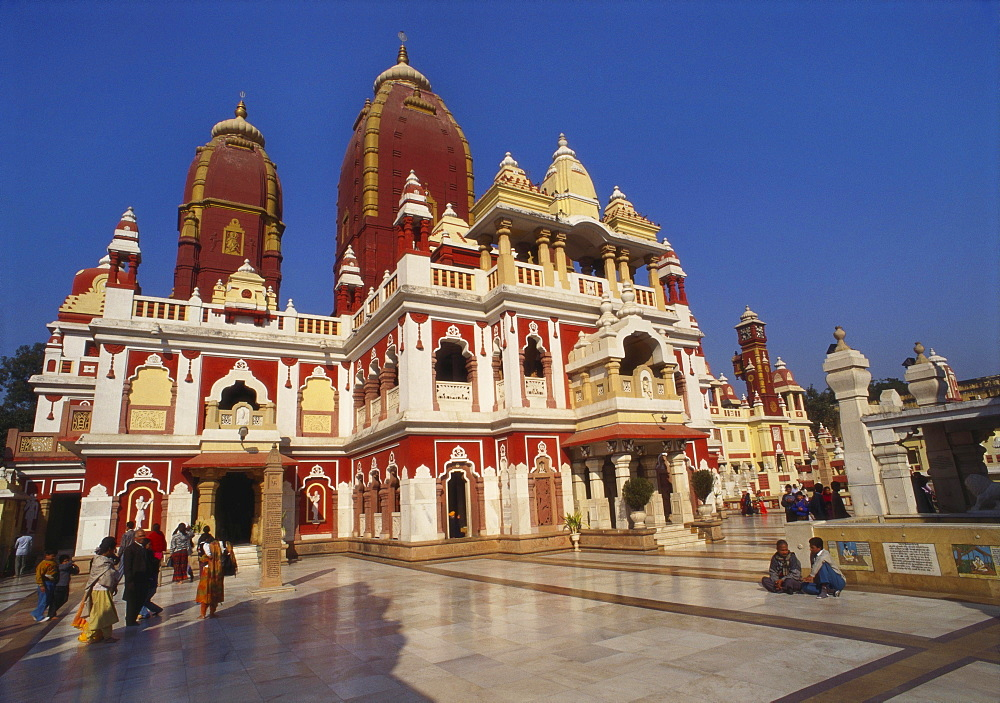 Lakshimi Narayan Temple, New Delhi, India - 1-38962