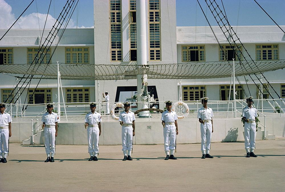Naval Academy, Karachi, Pakistan, Asia