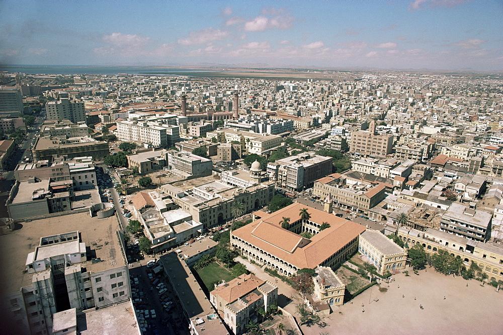 Karachi, Pakistan, Asia