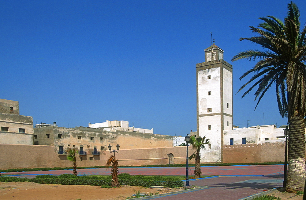 Clocktower in Essaouira, Morocco - 1024-236