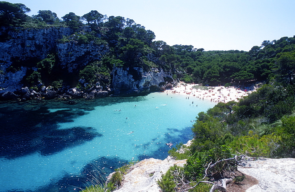 Cala Macarelleta, Menorca, Spain - 1024-24