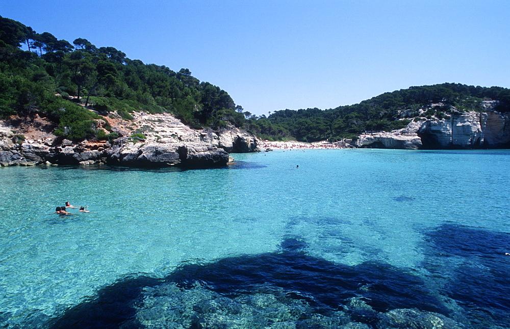Cala Mitjana, Menorca, Spain - 1024-25