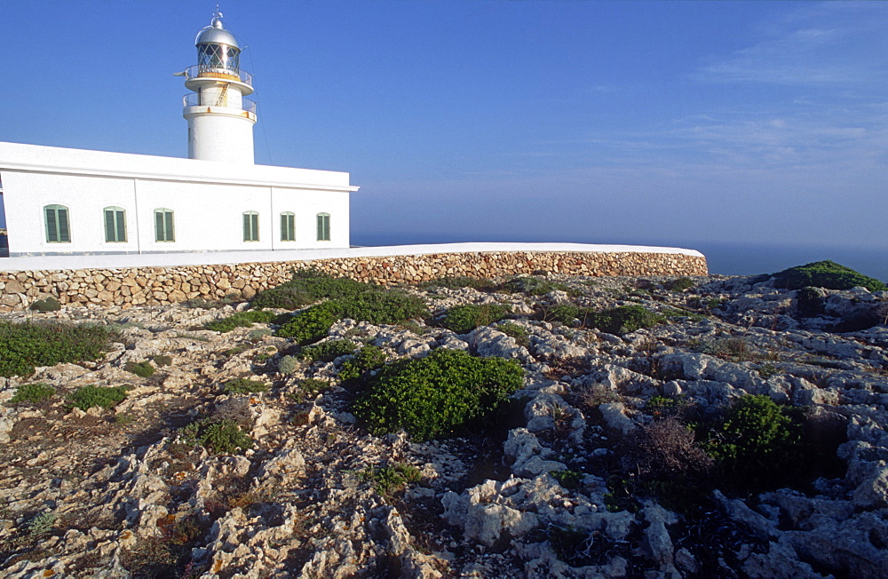 Lighthouse of Cap de Cavalleria, Menorca, Spain - 1024-30