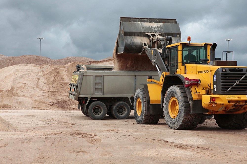 Winsford Rock Salt Mine.