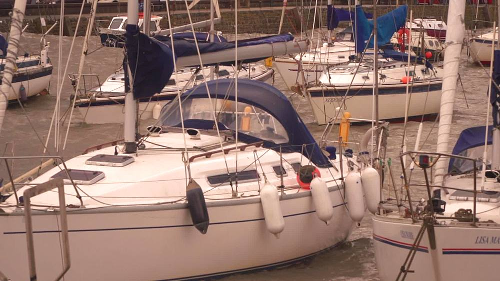 yachts in harbour - 1031-2369