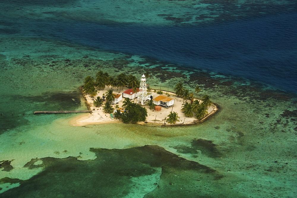 English key, Belize barrier reef - 1072-1