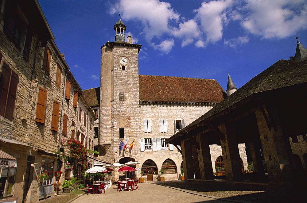 Martel, Midi-Pyrenees, France, Europe - 11-788