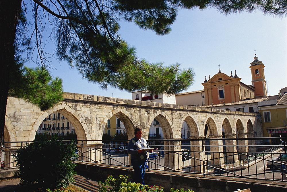 Sulmona, Abruzzo, Italy, Europe - 110-20181