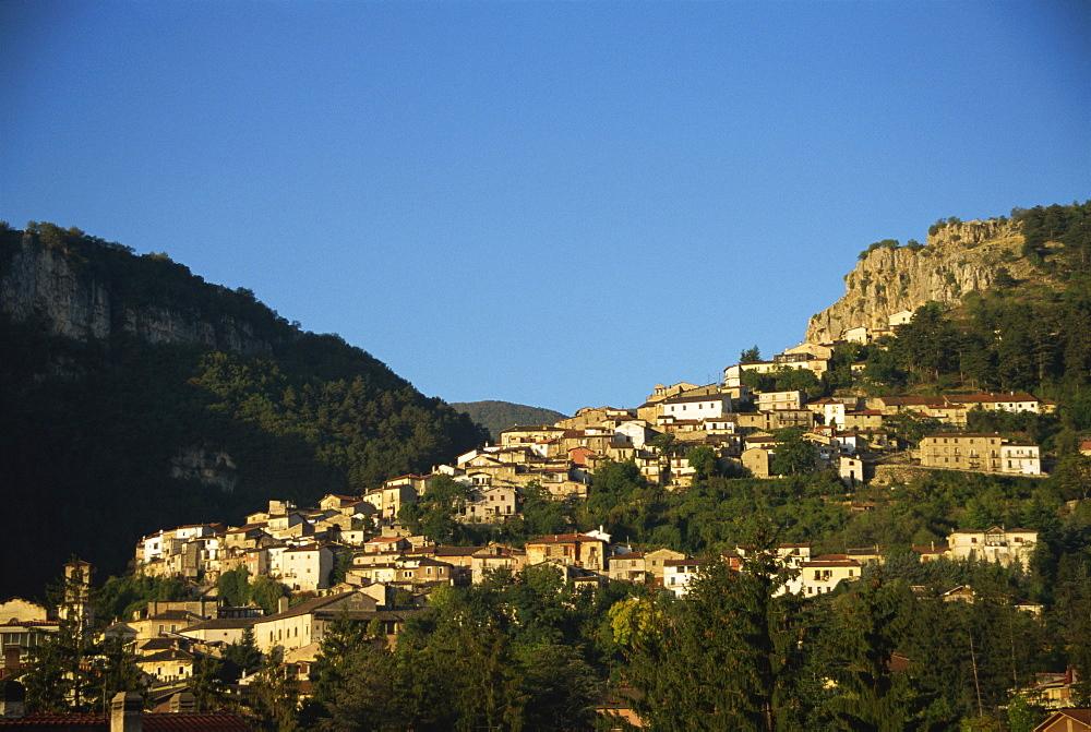Tagliacozzo, Abruzzo, Italy, Europe - 110-20224
