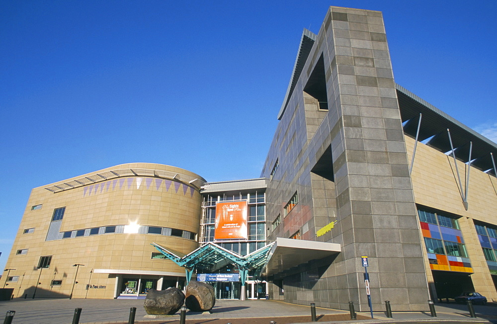 Te Papa (Our Place), New Zealand National Museum, Wellington, North Island, New Zealand, Pacific