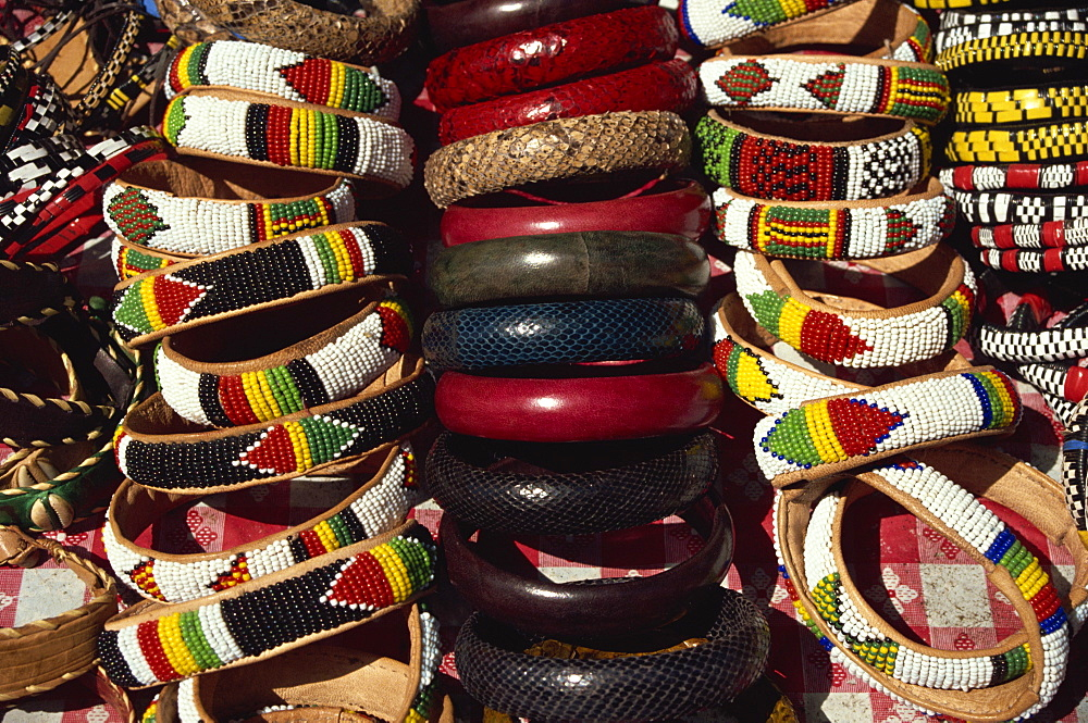 Bracelets and armbands, Dakar, Senegal, West Africa, Africa - 110-5890