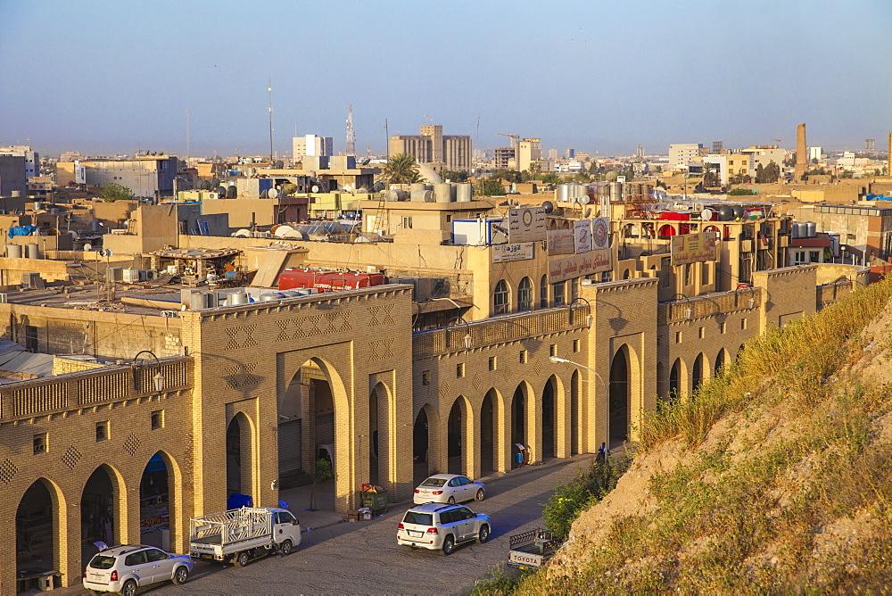 Qaysari Bazaar, Erbil, Kurdistan, Iraq, Middle East