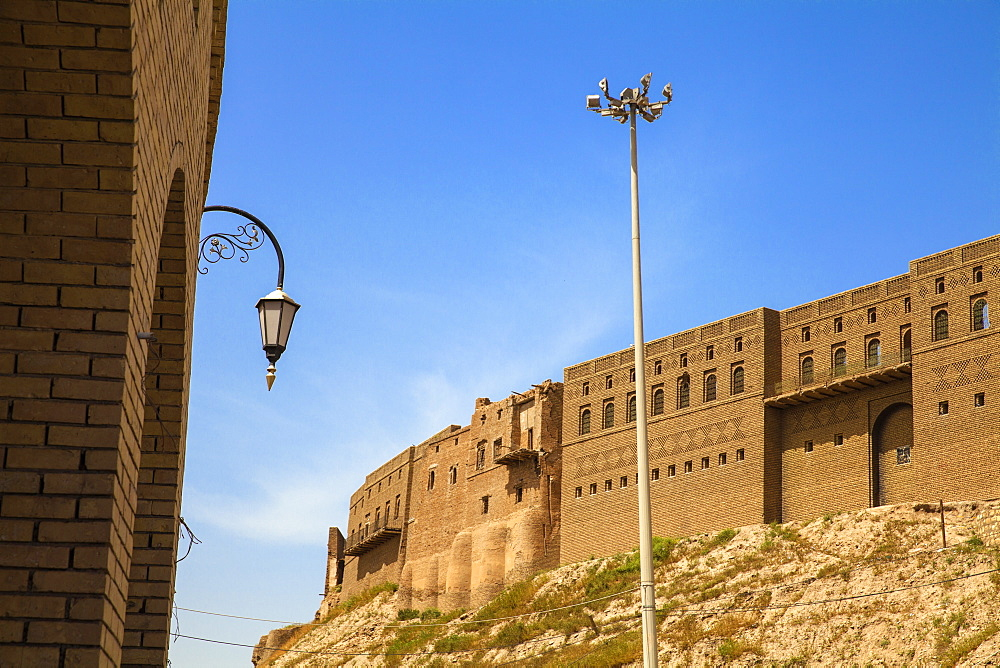 The Citadel, Erbil, Kurdistan, Iraq, Middle East