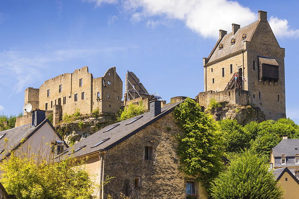 Luxembourg, Larochette, Larochette Castle
