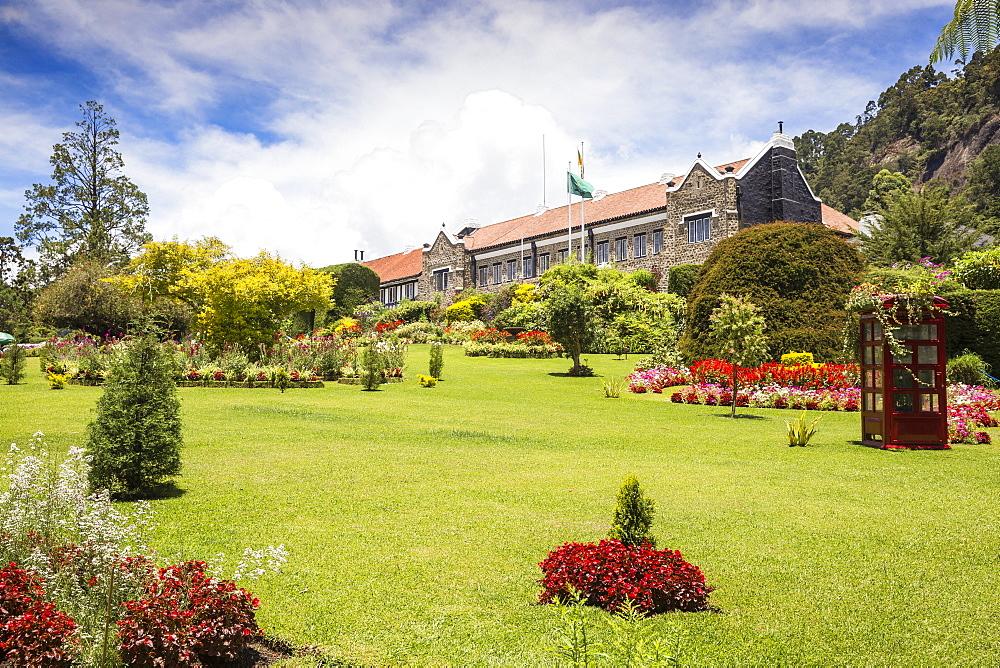 The Hill Club, Nuwara Eliya, Central Province, Sri Lanka, Asia