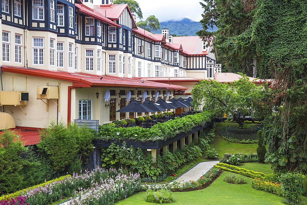 The Grand Hotel, Nuwara Eliya, Central Province, Sri Lanka, Asia