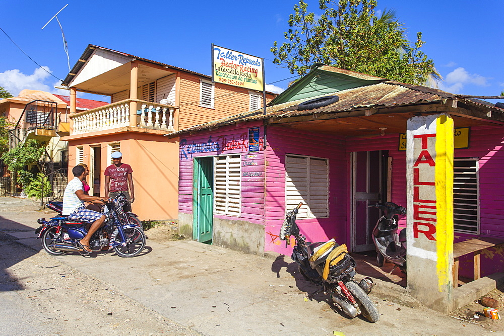 Rio San Juan, Dominican Republic, West Indies, Caribbean, Central America