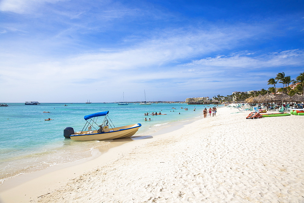 Palm beach, Aruba, Netherlands Antilles, Caribbean, Central America