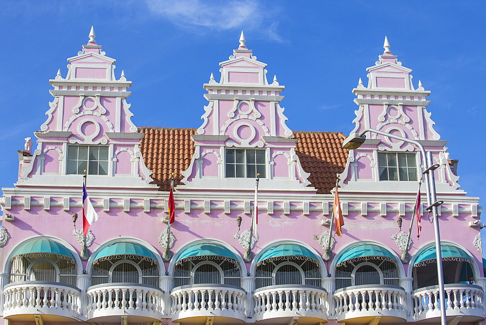 Royal Plaza Mall, Oranjestad, Aruba, Netherlands Antilles, Caribbean, Central America