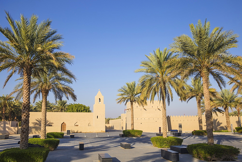 Qasr Al Muwaiji, Al Ain, Abu Dhabi, United Arab Emirates, Middle East