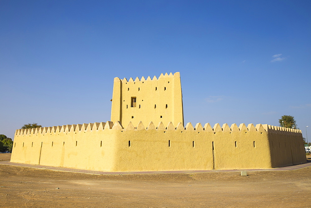 Al Rumeilah Fort, Hili, Al Ain, Abu Dhabi, United Arab Emirates, Middle East