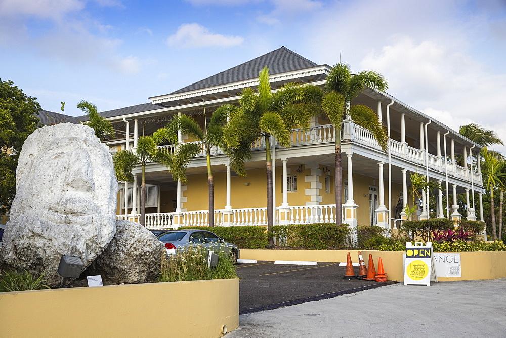 National Art Gallery of the Bahamas, Nassau, Providence Island, Bahamas, West Indies, Caribbean, Central America - 1104-697
