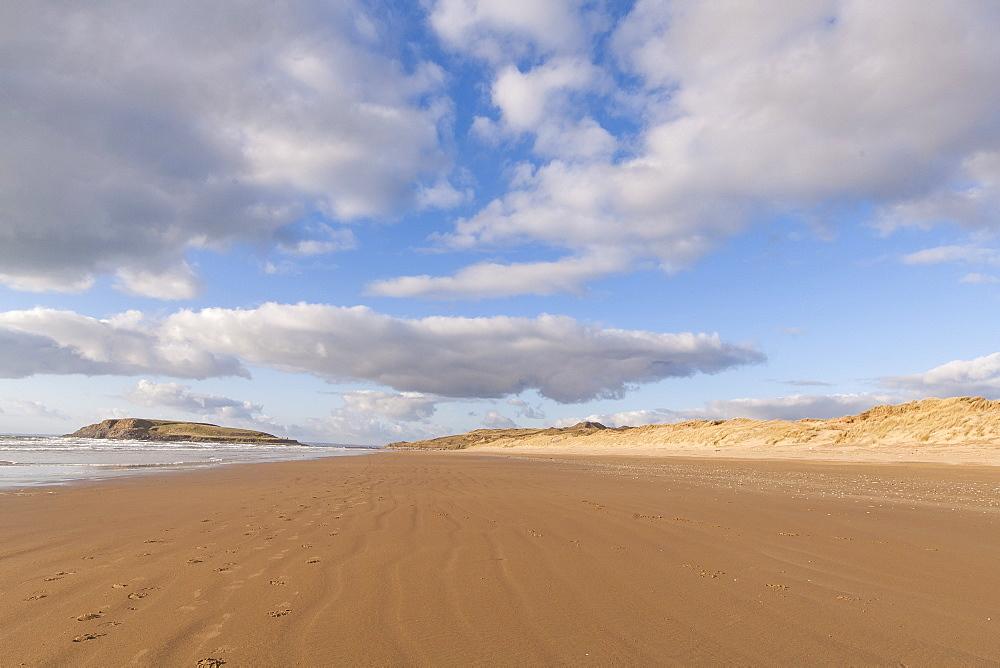 Llangennith Beach, Gower, Wales, United Kingdom, Europe - 1108-47