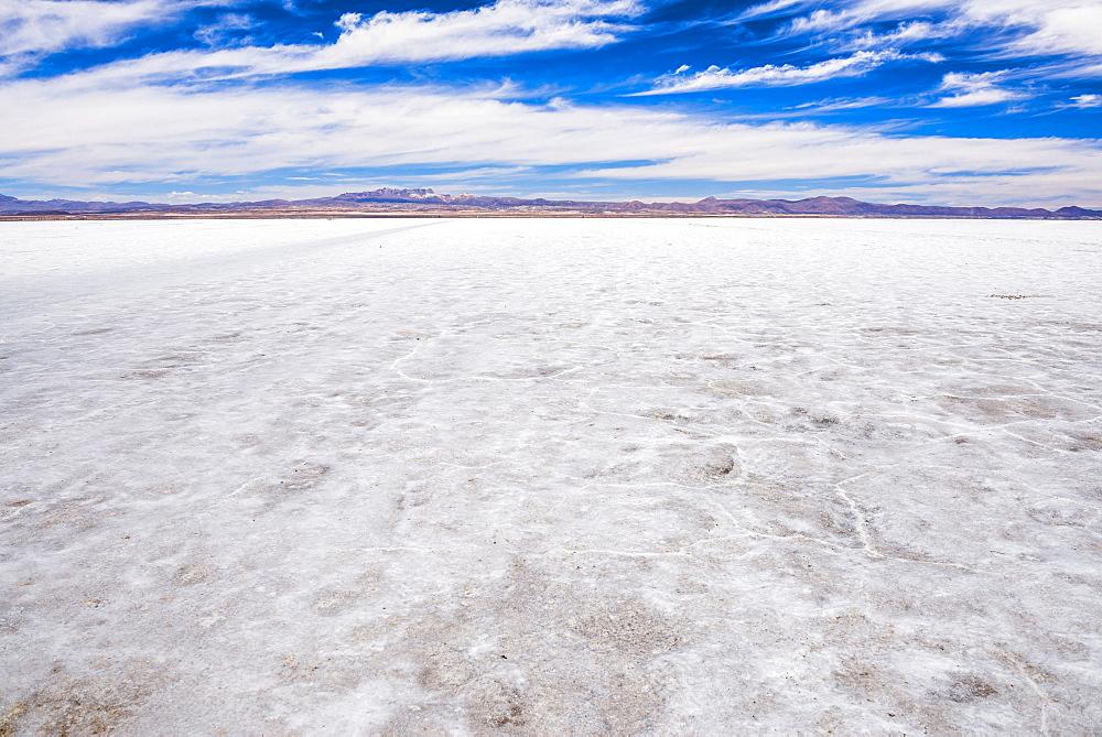 Uyuni Salt Flats (Salar de Uyuni), Uyuni, Bolivia, South America