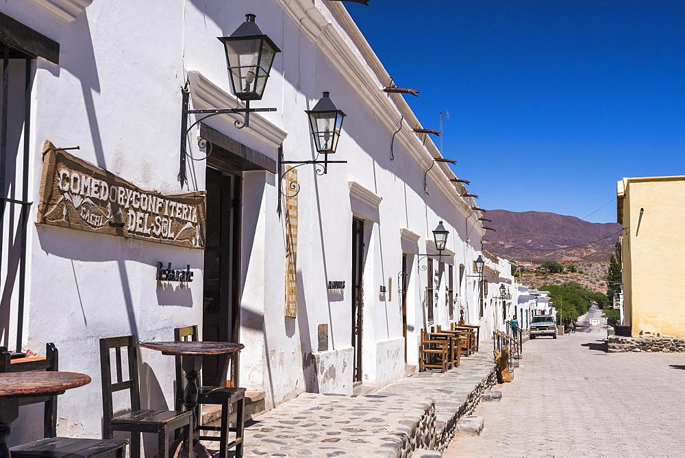Cachi Town, Cachi Valley, Calchaqui Valleys, Salta Province, North Argentina, Argentina, South America