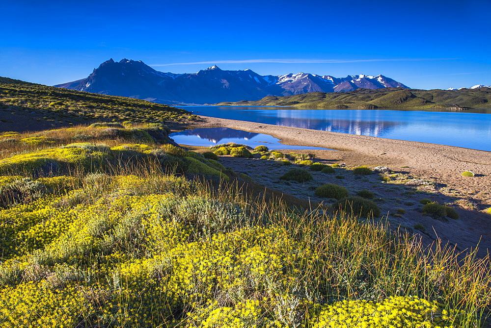 Perito Moreno National Park (Parque Nacional Perito Moreno), Santa Cruz Province, Argentinian Patagonia, Argentina, South America
