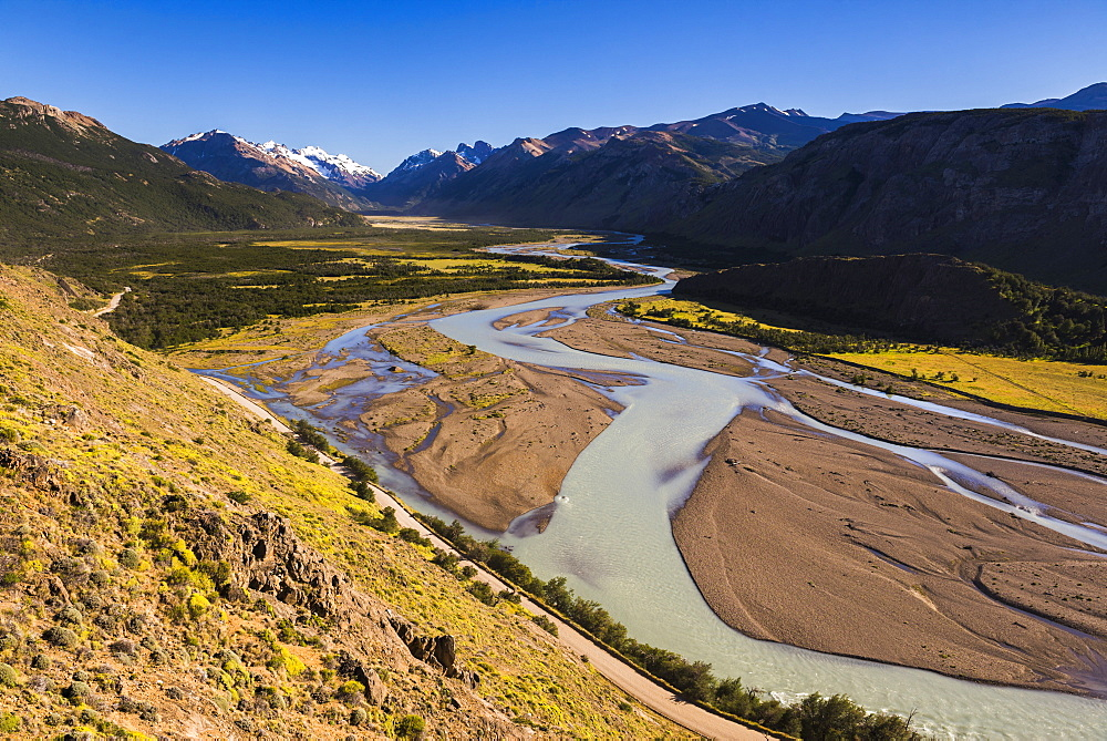 El Chalten valley, Patagonia, Argentina, South America