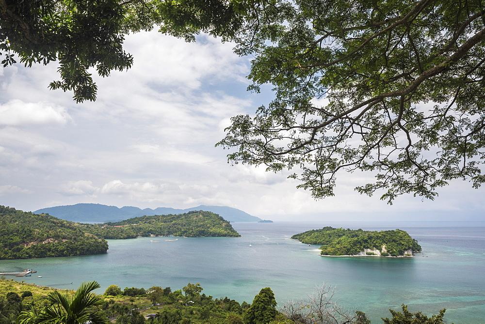Pulau Weh Island landscape, Aceh Province, Sumatra, Indonesia, Southeast Asia, Asia