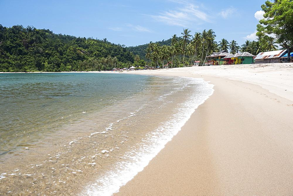 Sungai Pinang Beach, near Padang in West Sumatra, Indonesia, Southeast Asia, Asia