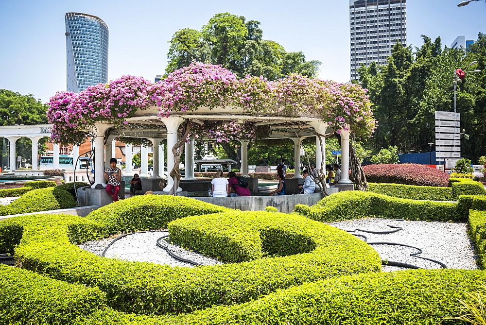Merdeka Square, Kuala Lumpur, Malaysia, Southeast Asia, Asia