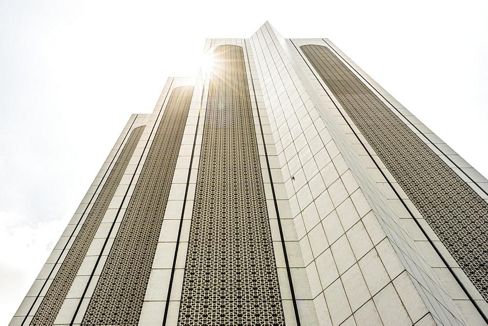 Skyscraper in Kuala Lumpur, Malaysia, Southeast Asia, Asia