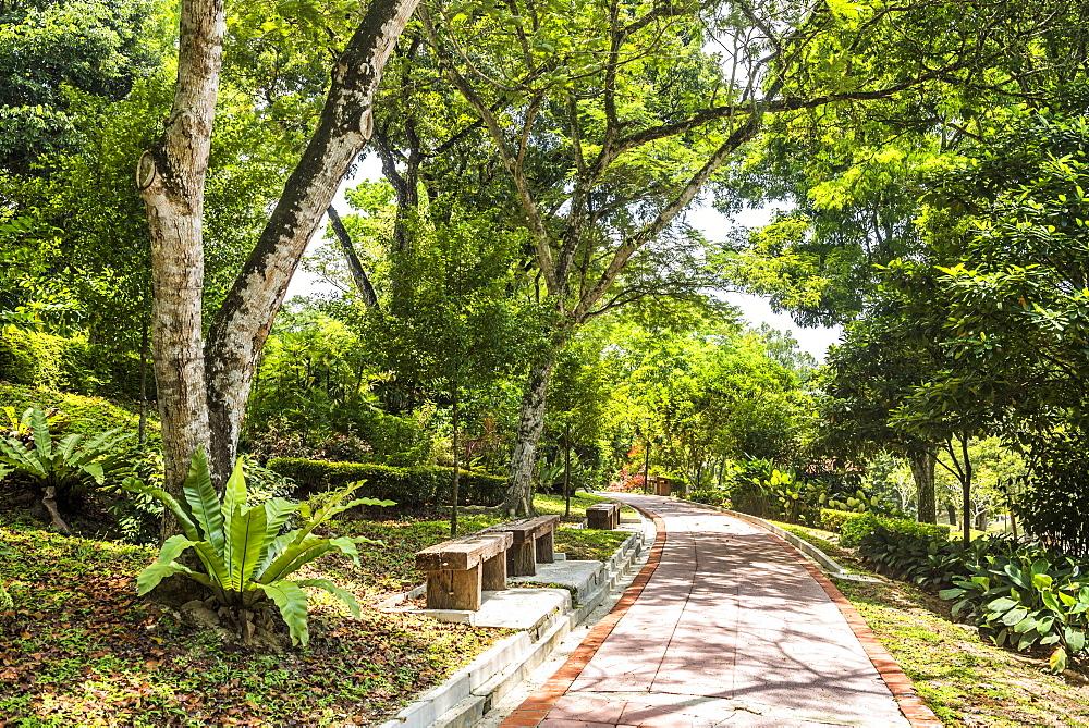 Perdana Botanical Garden, Tun Abdul Razak Heritage Park, Kuala Lumpur, Malaysia, Southeast Asia, Asia