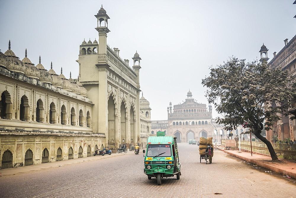 Bara Imambara (Asafi Imambara), Lucknow, Uttar Pradesh, India, Asia