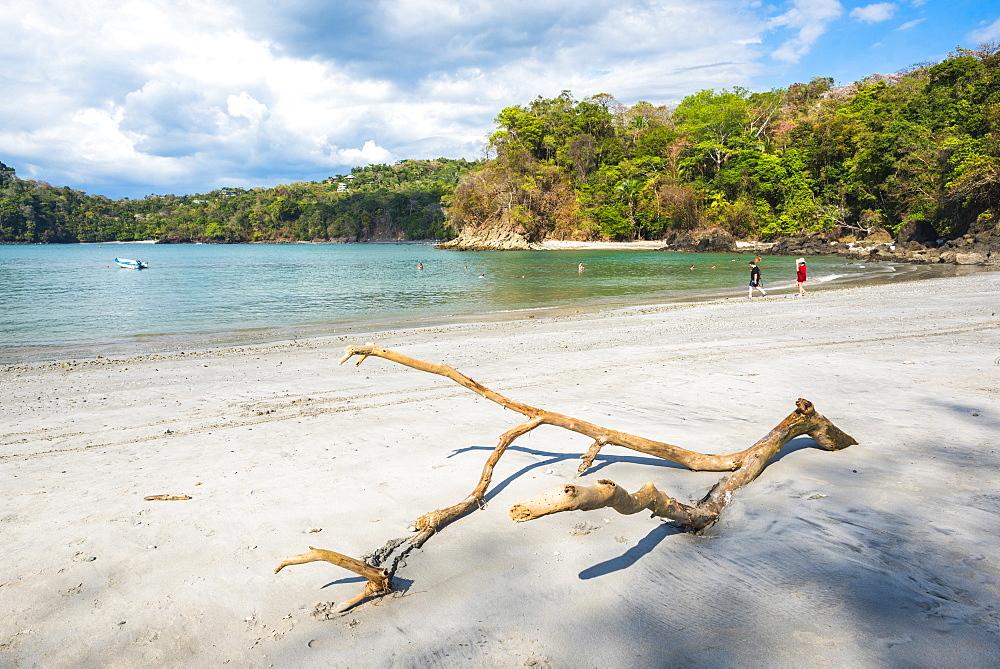 Playa Biesanz Beach, Manuel Antonio, Quepos, Pacific Coast, Costa Rica, Central America