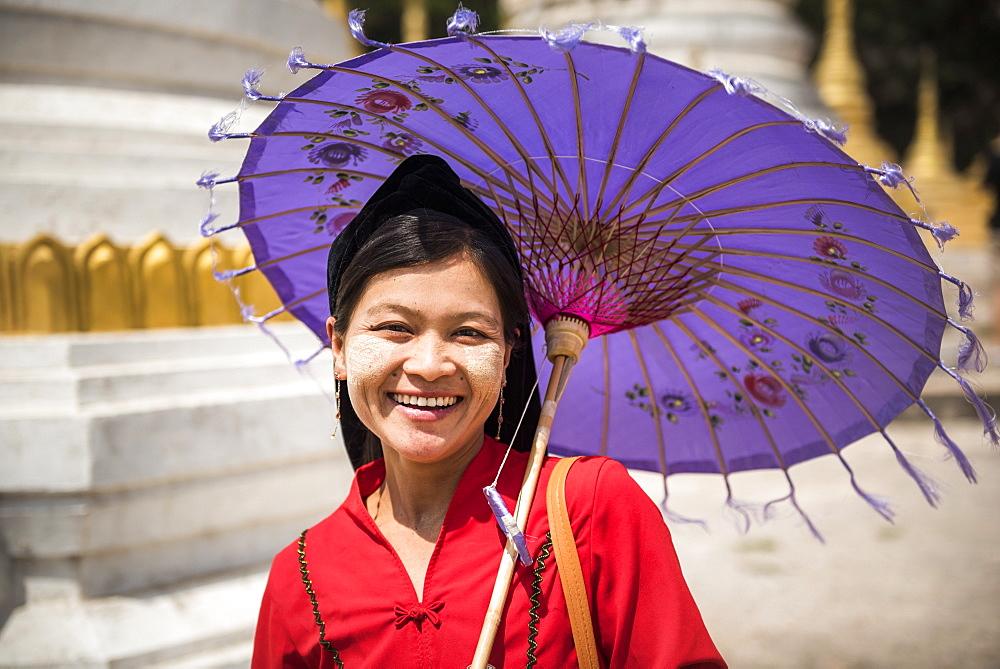 Pindaya Cave Festival, Pindaya, Shan State, Myanmar (Burma)