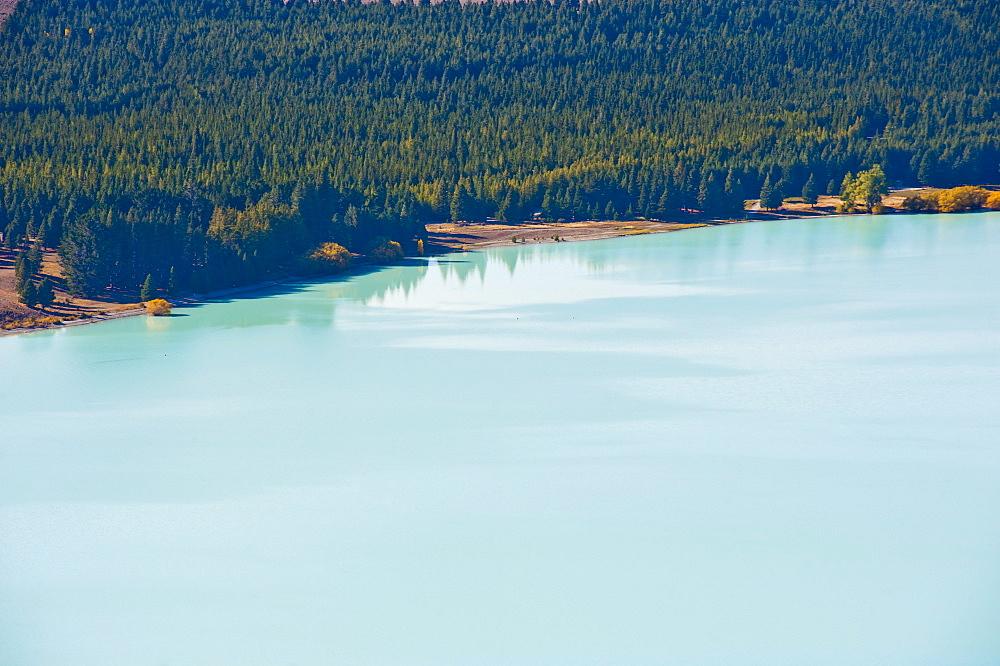 Lake Tekapo, Southern Lakes, Canterbury Region, South Island New Zealand, Pacific