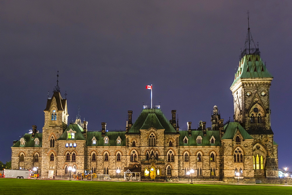 Parliament Hill, Ottawa, Ontario, Canada, North America
