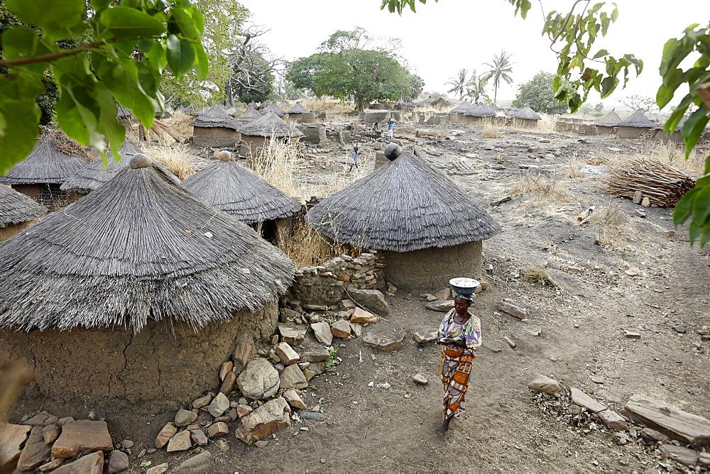 Women getting water, Taneka-Beri, Benin